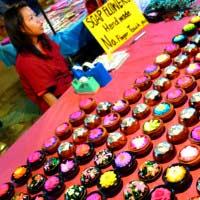タイのチェンマイへ旅行するならお勧め観光スポット!ナイトバザールへ行こう2