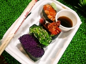 お寿司風のもの