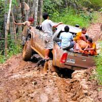トゥンヤイ・ナレースワン野生生物保護区
