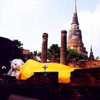 バン・チアンの古代遺跡