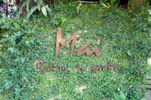 Mai Bakery in the Garden