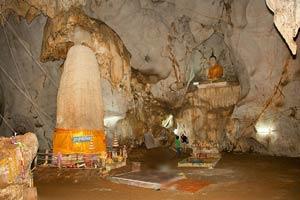 プラットムァンオン洞窟3