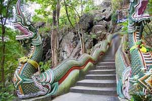 プラットムァンオン洞窟