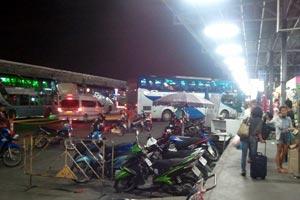 バンコクバスターミナル3
