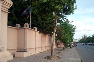カンボジアタイ大使館2