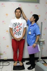 チェンマイの病院の診察3