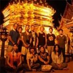 タイ(チェンマイ)の寺院はここへ行け!おススメ寺院ワット・ドイ・ステープ