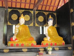 コミカル仏像