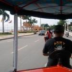 チェンマイから行くカンボジアでタイのビザを取得する方法(道のり編)