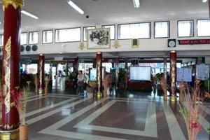 チェンマイ駅内観2