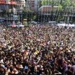 タイ人ブログ、凄絶!!「チェンマイ真夏の水掛祭り」ソンクラーン